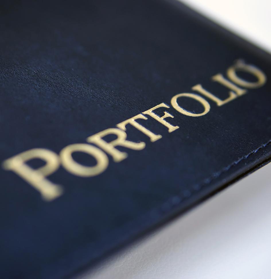 Image of bluue portfolio